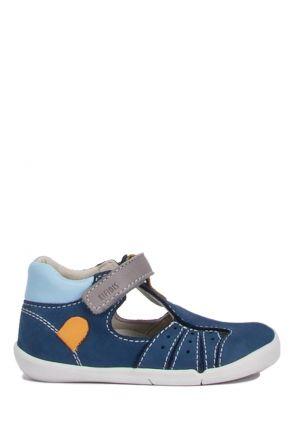 K510 Kifidis-Kids İlk Adım Unisex Çocuk Nubuk Ayakkabı19-24