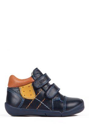 K531 Kifidis-Kids İlk Adım Çocuk Ayakkabısı 19-24 Lacivert / Navy
