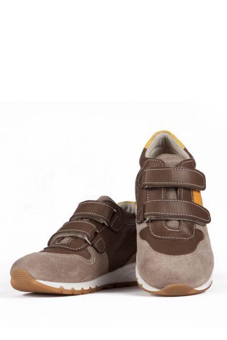 K711 Kifidis-Kids Çocuk Ayakkabısı 24-30 KAHVE