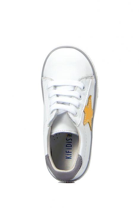 K761 Kifidis-Kids Çocuk Ayakkabısı 24-30 Beyaz / White