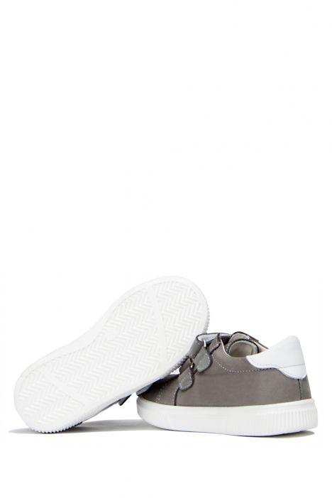 K861 Kifidis-Kids Çocuk Ayakkabısı 24-30 NUB.GRİ