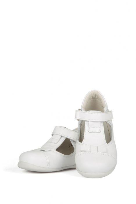 K89 Kifidis-Kids İlk Adım Çocuk Ayakkabısı 19-24 Beyaz / White