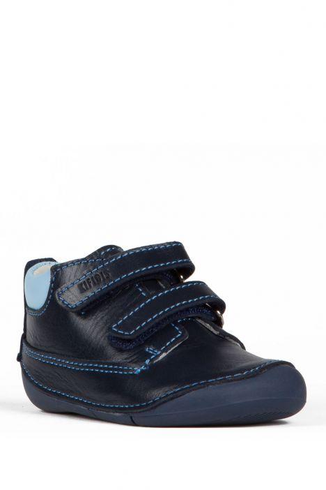 K910 Kifidis-Kids İlk Adım Çocuk Ayakkabısı 18-22 Lacivert / Navy
