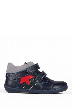 K921 Kifidis-Kids İlk Adım Çocuk Deri Ayakkabı19-25
