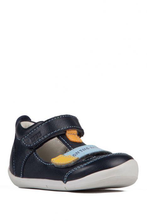 K930 Kifidis-Kids İlk Adım Çocuk Ayakkabısı 19-24 LACİVERT