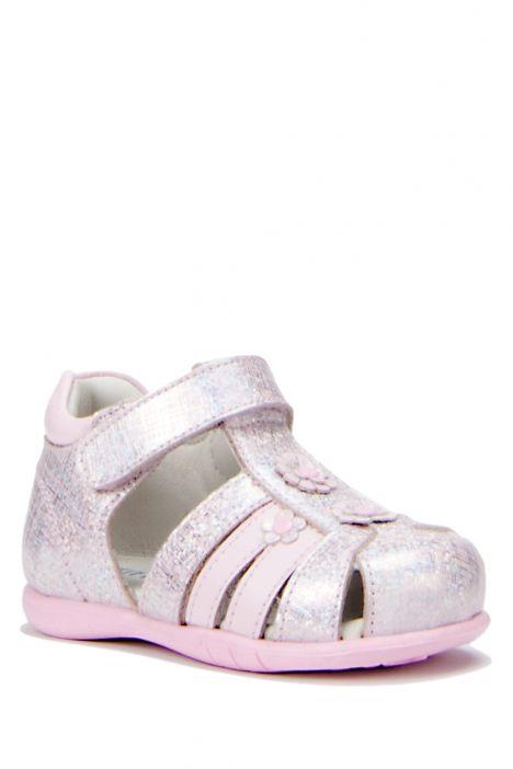 K961 Kifidis-Kids İlk Adım Çocuk Ayakkabısı 19-23 Pembe / Pink