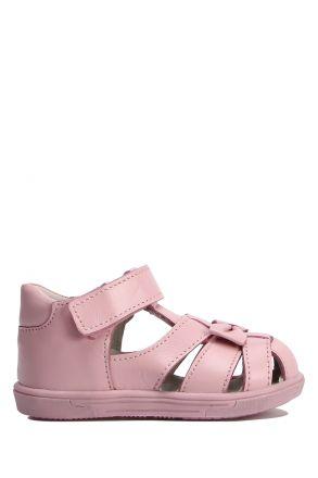 KP51 Kifidis-Kids İlk Adım Kız Çocuk Deri Ayakkabı 19-23