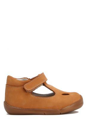 KP53 Kifidis Paplus İlk Adım Deri Ayakkabı 19-23