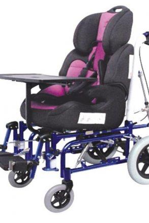 KY958LC-C Kifidis Çocuk için Çok Fonksiyonlu Malül Arabası