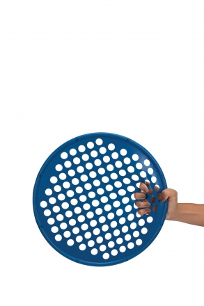Kifidis El ve Parmak İdman Halkası 36cm Mavi - Sert