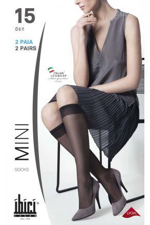 Mini 15 Kısa Çorap