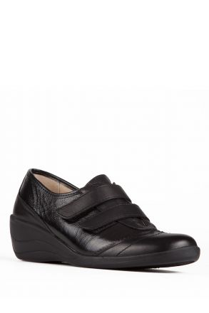 Osaka 11 Ac-Kifidis Kadın Ayakkabı 35-42 Siyah / Black
