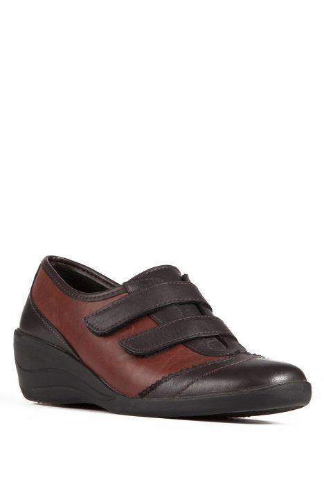 Osaka 11 Ac-Kifidis Kadın Ayakkabı 35-42 Kahverengi / Brown