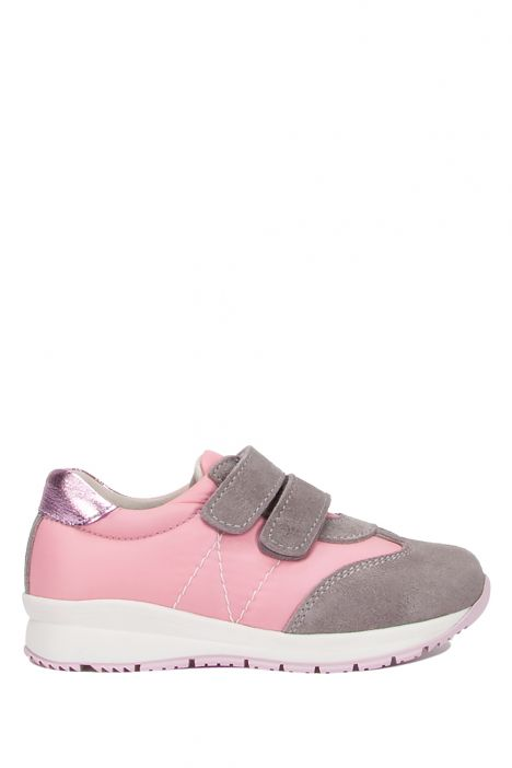RP81 Kifidis Paplus Çocuk Spor Ayakkabı 21-30 Gri-Pembe