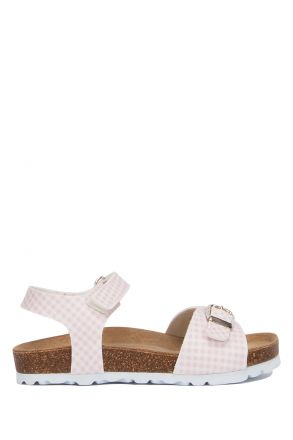 SK05 Kifidis Kız Çocuk Mantar Sandalet 24-30