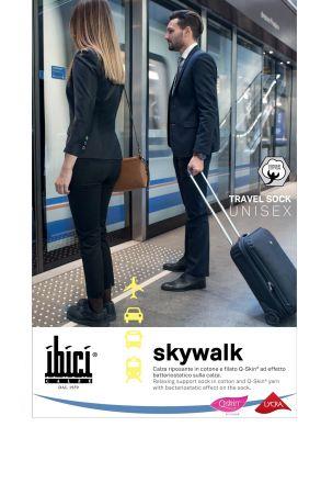 Skywalk Unisex Uçuş Çorabı