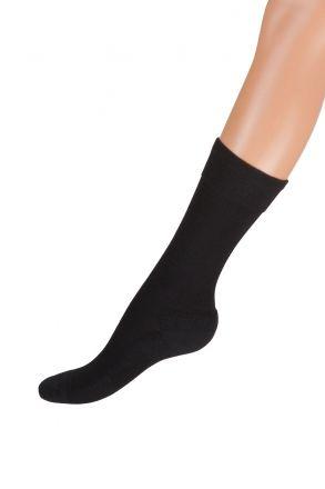 Therapeutic Dress / Casual Sock Siyah / Black