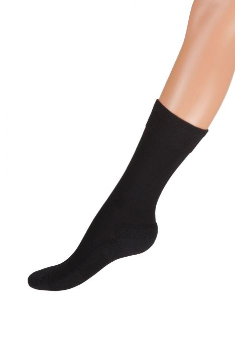 Therapeutic Dress / Casual Sock Siyah / Black
