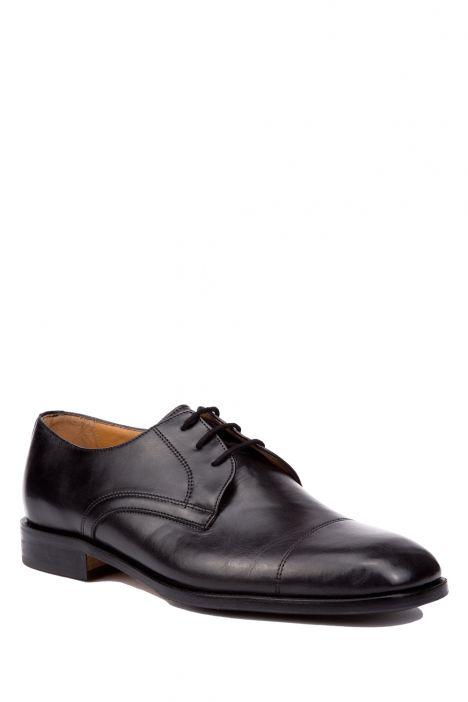 U4255 Kifidis Melluso Erkek Ayakkabı 39-46 Siyah / Nero