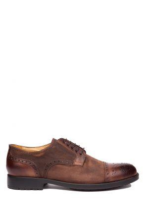 U81122 Kifidis Melluso Erkek Ayakkabı 39-46 BRANDY