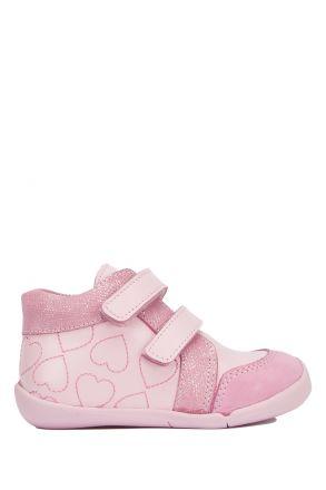 VP33 Kifidis Paplus İlk Adım Kız Deri Ayakkabı 20-24