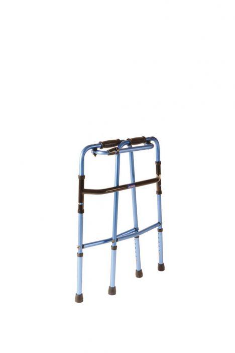 W2300 Thuasne Sabit Katlanır Walker Blue (VT902) STD