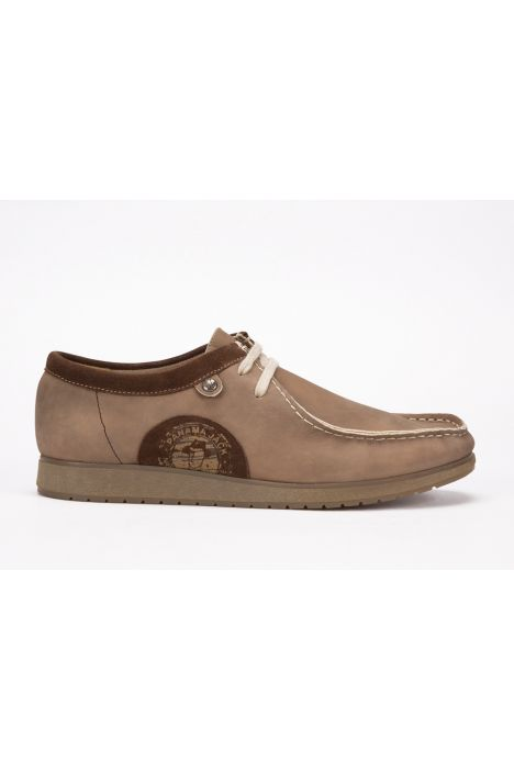 WALBY Natur C5 Panama Jack Erkek Ayakkabı 41-46 MARRONE