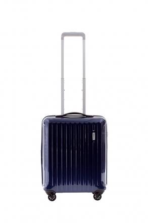 8030 Bric's Riccione Kabin Boy Valiz 40x52.5x21.5 cm BLUE - PARLAK