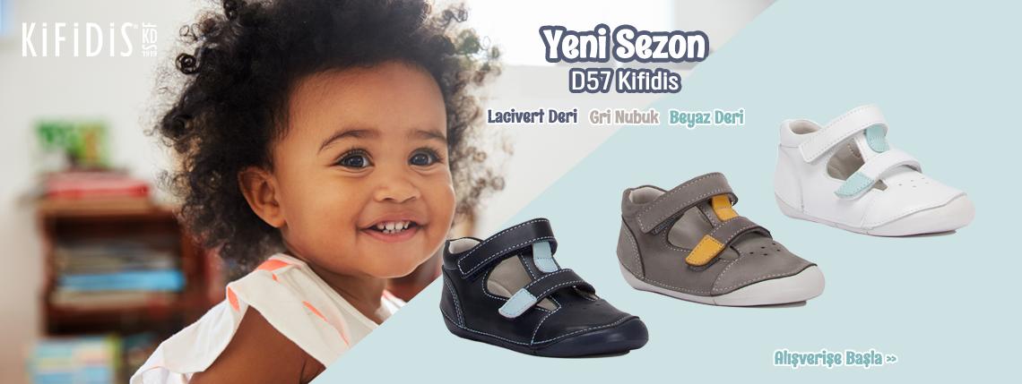 D57 Kifidis İlk Adım Ayakkabısı