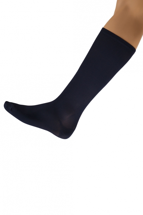 Skywalk Unisex Uçuş Çorabı BLU-BLAU-LACİVERT TONU