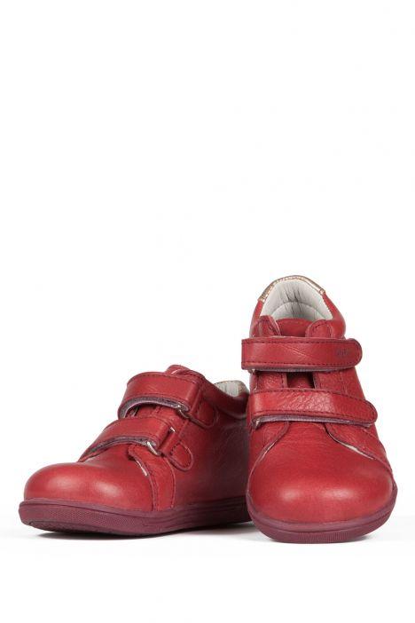 K151 Kifidis-Kids İlk Adım Ayakkabısı 21-26 BORDO