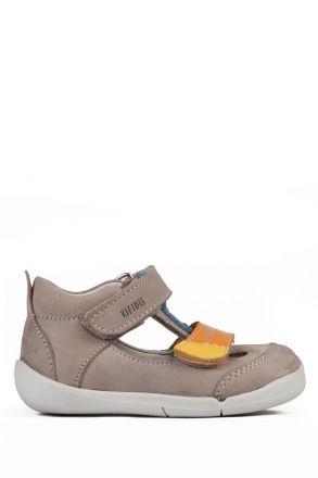K930 Kifidis-Kids İlk Adım Ayakkabısı 19-24 Kum Nubuk