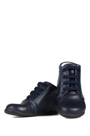 K90 Kifidis-Kids İlk Adım Ayakkabısı 19-24 Lacivert / Navy