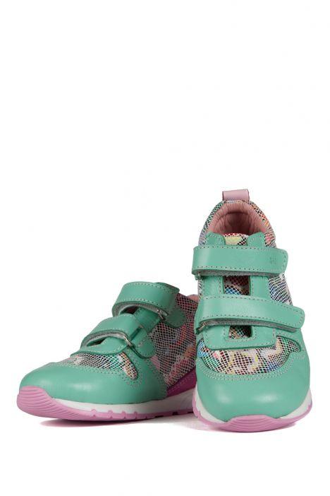 K321 Kifidis-Kids Çocuk Ayakkabısı 24-30 Mavi / Blue